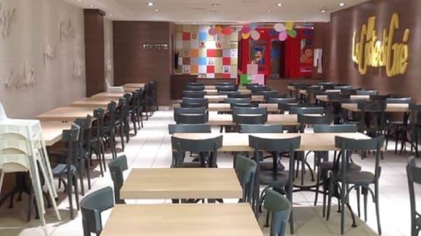 Vista sala - Ristorante La Corte Di Gre', Corte Franca