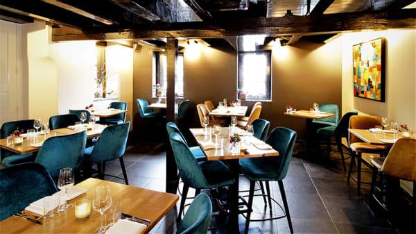 Het restaurant - Bokkers te Buiten, Zwolle