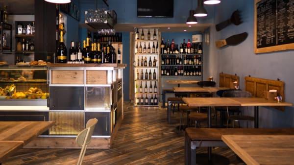 Interno - Seven Restaurant Cafè, Orvieto