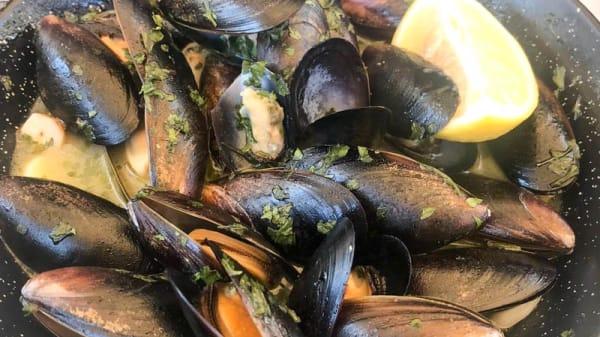 Sugerencia del chef - Taberna Mar de Alborán, Estepona