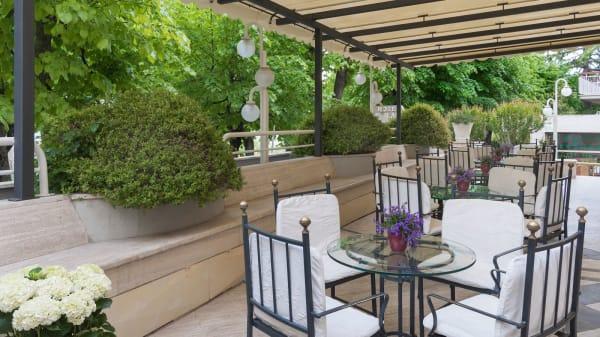 Ristorante Hotel Miralaghi, Chianciano Terme