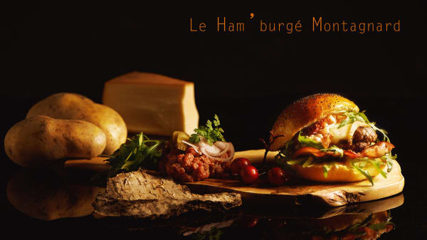 Le French Burger by Philippe Cyril - Le French Burger by Philippe Cyril, Rouen