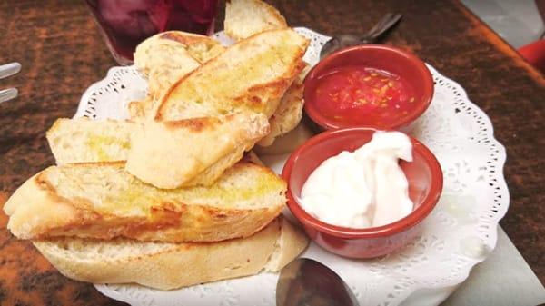 Sugerencia del chef - Cafe bar principal, Alicante