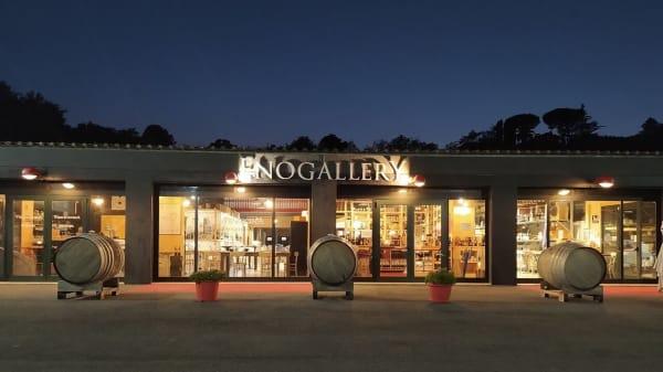 Enogallery, Bracciano