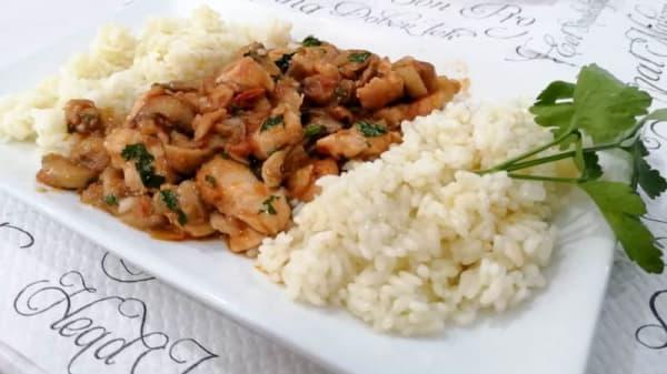 Sugerencia del chef - Trasto Bar, Benidorm