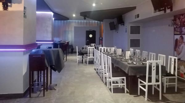 La sala - Disco Galeria, Santa Ana