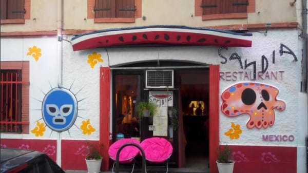 Mexico City la Sandia - Mexico City la Sandia, Toulouse