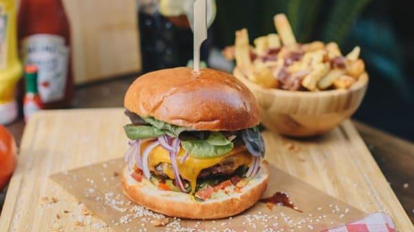 Suggestion de plat - West Coast Gourmet Burgers, Bordeaux