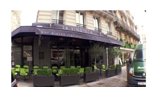 Bienvenue au restaurant La Vinoteca - La Vinoteca, Paris