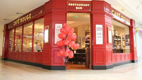 entry - Café Rouge - Bluewater, Greenhithe