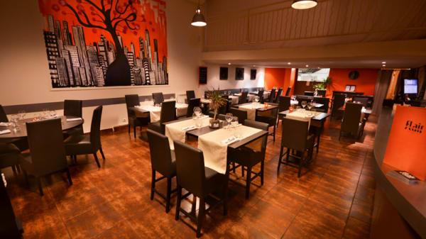 vue de salle - Flair...Gourmandise & Connivence, Lyon