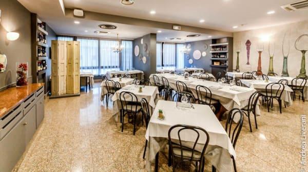 Lato ristorante - Donatello, Imola