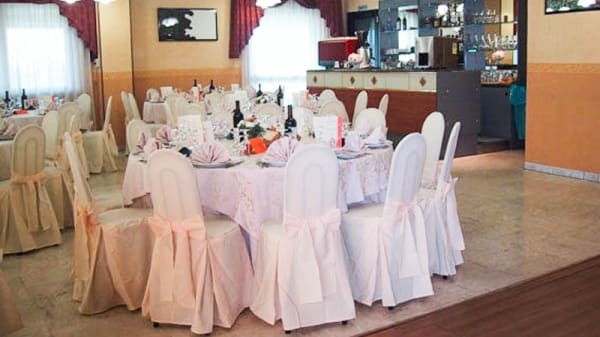 La sala - Le Due Magnolie, Caselle Torinese