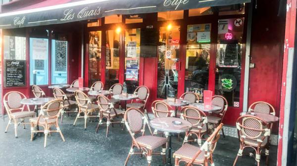 Terrasse - Les Quais, Paris