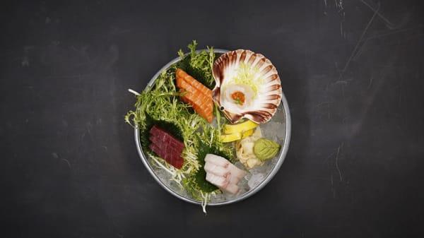 Kockens specialité - Katsura Sushi, København