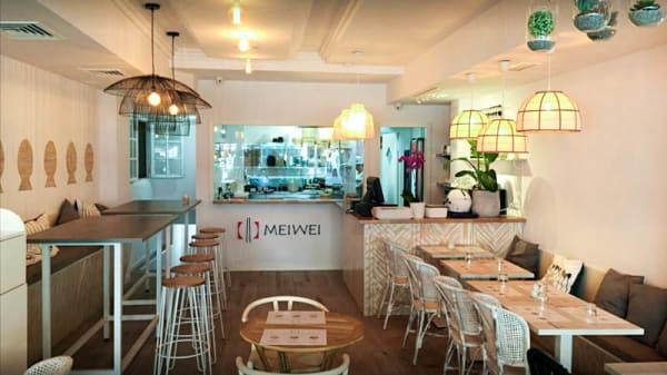 Mei Wei 1 - Mei Wei, Madrid