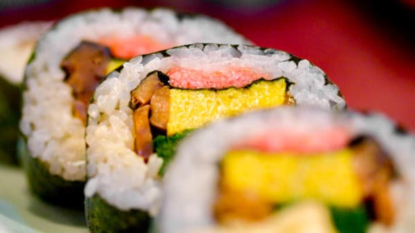 sugerencia sushi - Felymar Gastroteca, Caravaca De La Cruz