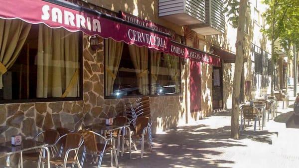 Terraza - Sarria, La Fortuna
