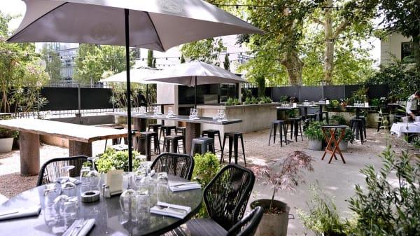 terrasse - La Maison, Lyon