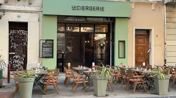La Ciergerie, Marseille