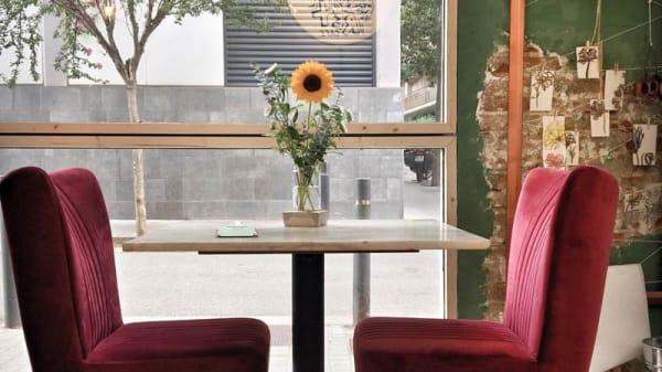 Vista sala - Rex Café, Barcelona