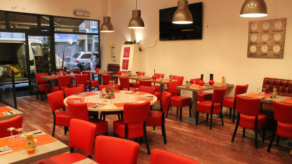 Restaurant - L'Express, Lille