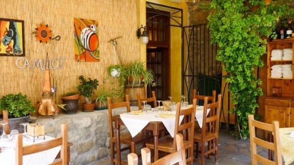 Salone ristorante - Camelot, Sanremo