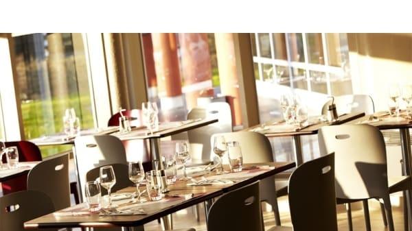 Salle du restaurant - Campanile Saint-Avold, Saint-Avold