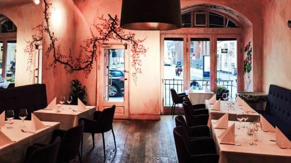 Restaurangens rum - Diamond Rice, København K