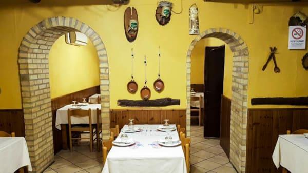 Veduta dell interno - La Masseria, Chieti