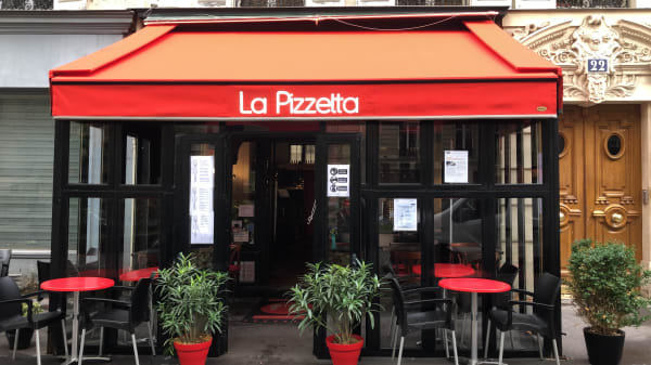 La Pizzetta, Paris