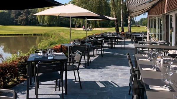Terrasse - Restaurant Du Golf De Brigode, Villeneuve-d'Ascq