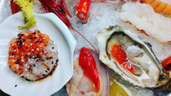 Lobster&More Restaurant Brera, Milan