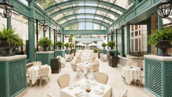 Verrière - Ritz Paris - Bar Vendôme, Paris
