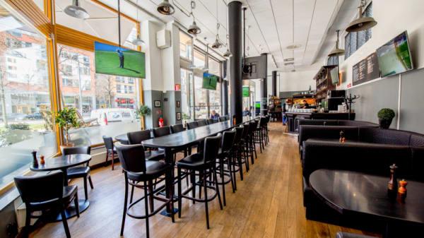 Lokal - Allé Kök & Bar, Stockholm