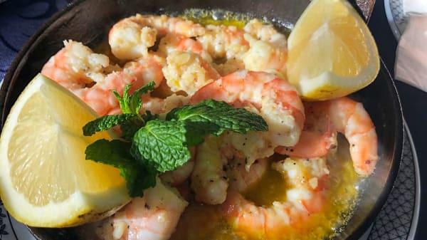 Sugestão do chef - Vila Infanta, Óbidos