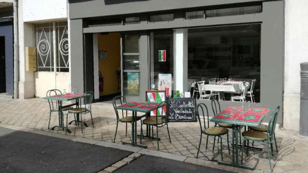 Terrasse - La Cantinetta, Blois