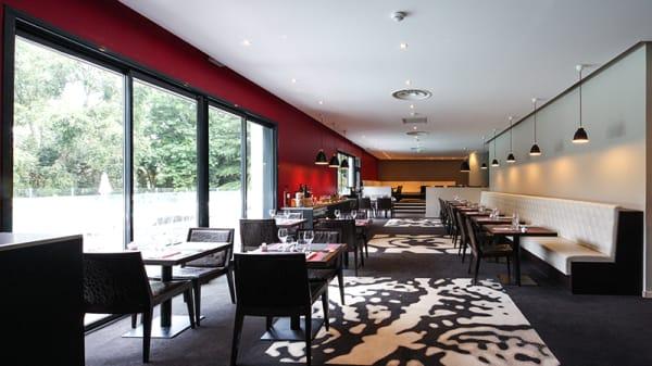 salle - Brasserie au 33, Bordeaux