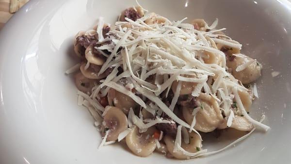 Piatto - La Terrazza, Novi Ligure