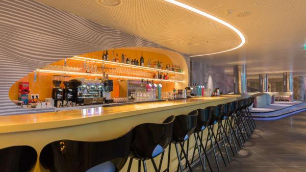 Het restaurant - The Den, Amsterdam