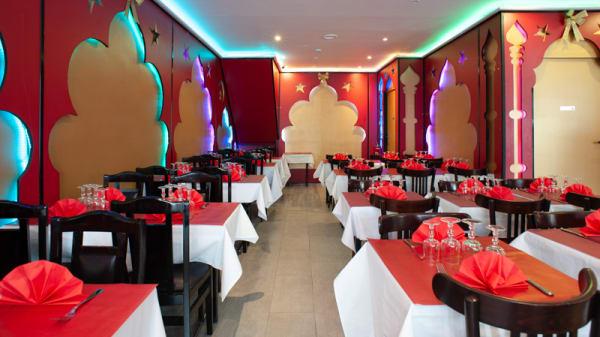 Salle du restaurant - Rajmahal, Malakoff