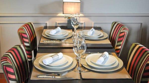 Salon du restaurant - La Table d´Agnès, Cany-Barville