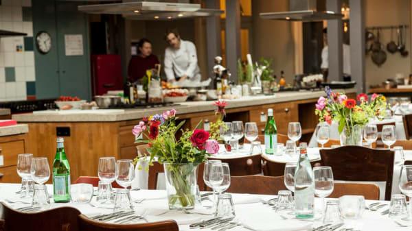 Het restaurant - Keizer Culinair Elandsstraat, Amsterdam