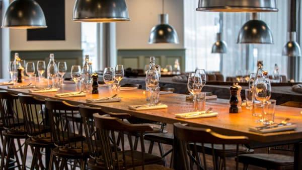 table dressée - The Bay, Bromma