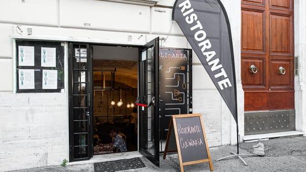 entrata - Culinaria, Rome