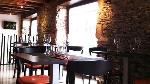 Détail de la table - Tapas et Vinos, Nantes