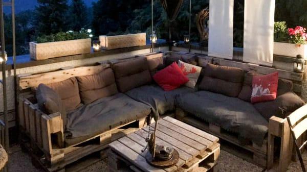 Terrasse - L'Essentiel, Leysin
