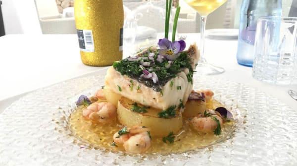 Sugerencia del chef - White Sapphire, Alcudia