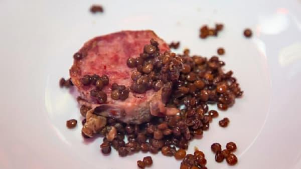 Suggerimento dello chef - Masseria Gabriele, Saletta