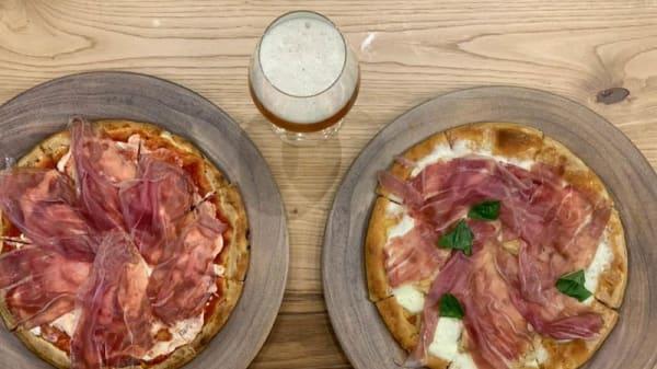 suggerimento dello chef - Pizzeria Focacceria Alfiero, Massa
